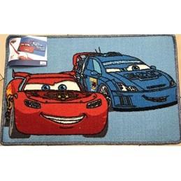 Caleffi Tappeto con Antiscivolo Cars