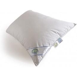 Daunex Soft Guanciale, Cotone, Bianco, 50x80x2 cm