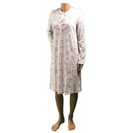 Linclalor Camicia da Notte Caldo Cotone Art. 92733