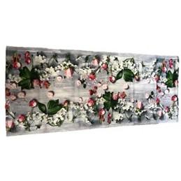 Suardi Tappeto con Antiscivolo Stampa Digitale Made in Italy (58 x 115 cm)