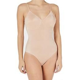 Liabel Body Rita: con Ferretto (Coppa C Morbida Preformata), Microfibra - Nudo, XL-6