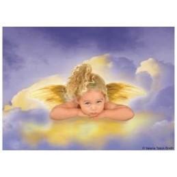 Tessilbianco Valerie TABOR Smith Plaid in Pile - Heavenly Angel